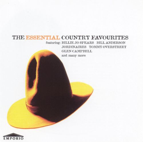 The Essential Country Favourites