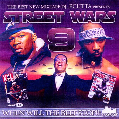 Street Wars, Vol. 9: When Will the Beef Stop