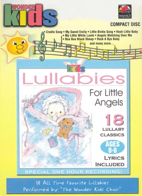 Wonder Kids: Lullabies for Little Angels