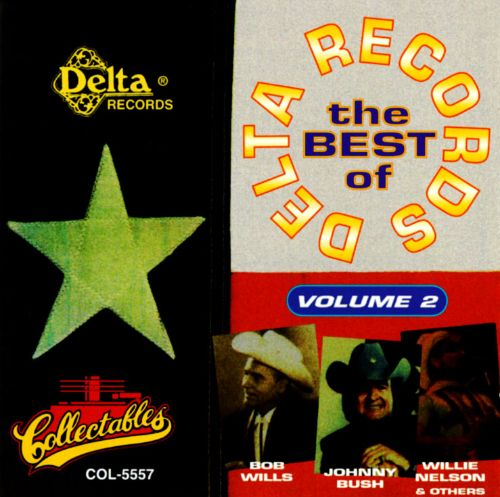 The Best of Delta Records, Vol. 2