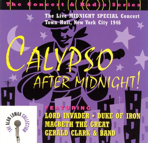 Calypso After Midnight!: The Live Midnight Special Concert