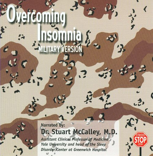 Overcoming Insomnia: Military Version