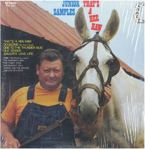 That's a Hee Haw
