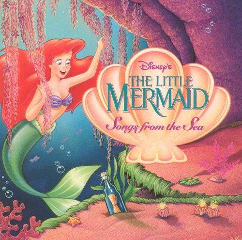 The Little Mermaid Songs From Sea