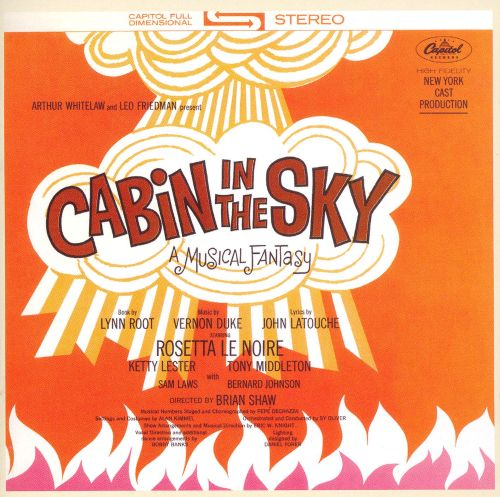 Cabin in the Sky [1964 Off-Broadway Revival Cast]