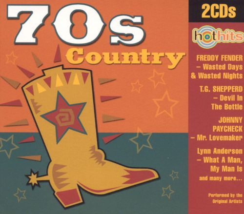 70s Country, Vol. 1-2