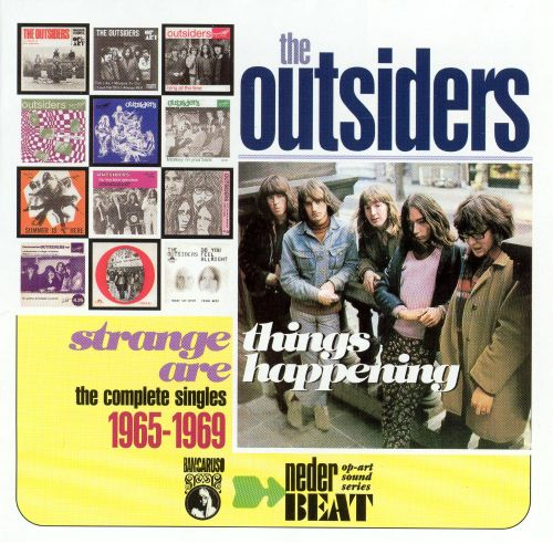 Strange Things Are Happening: The Complete Singles 1965-1969