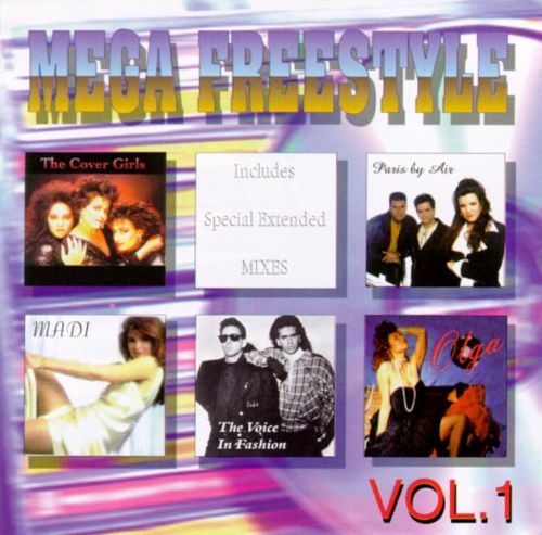Mega Freestyle, Vol. 1 [Right Touch]
