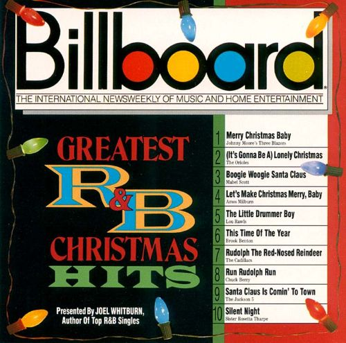billboard greatest rb christmas hits - Best Rb Christmas Songs