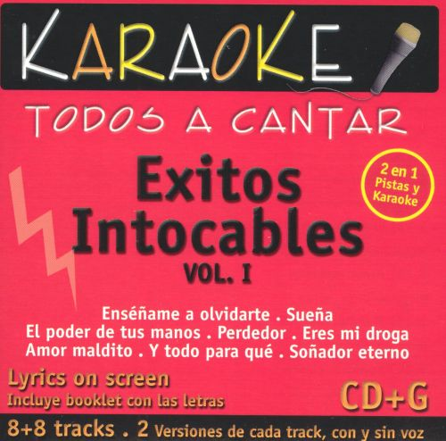 Exitos los Intocables, Vol. 1
