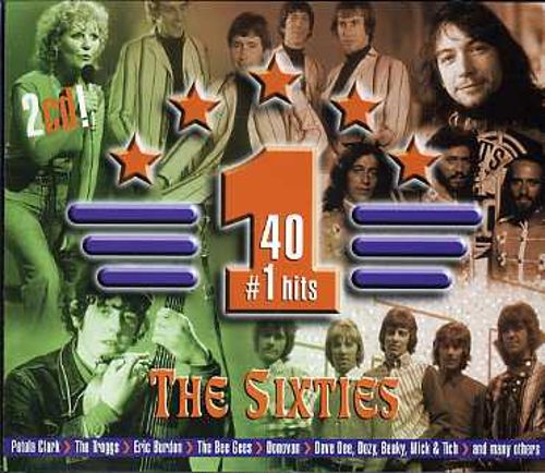 40 #1 Hits: The Sixties