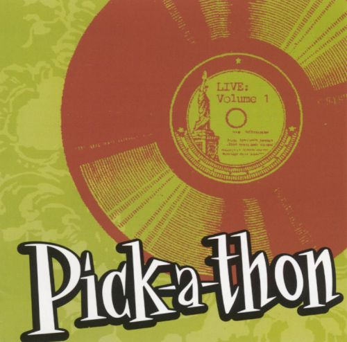 Pick-A-Thon Live: Volume 1