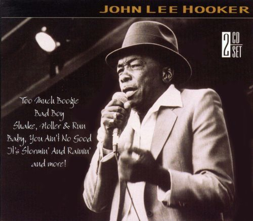 John Lee Hooker [Legend]