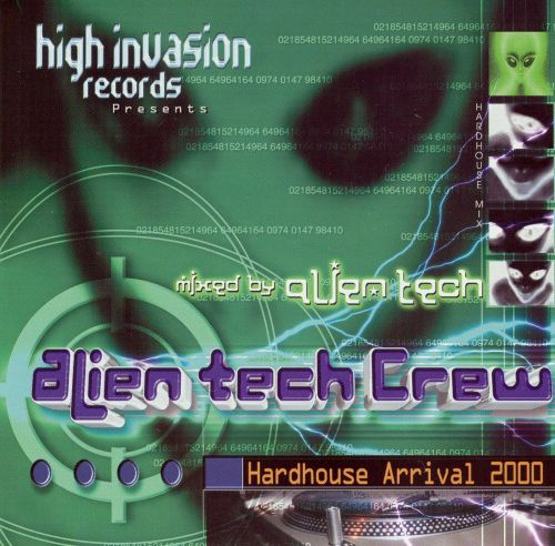 Hardhouse Arrival 2000