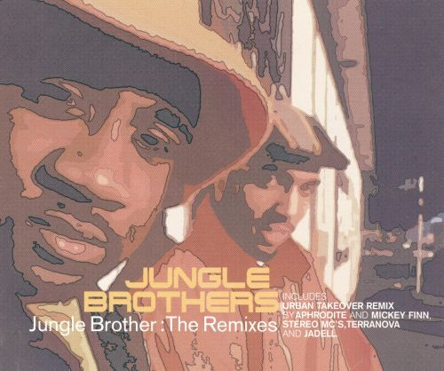 Jungle Brothers: The Remixes