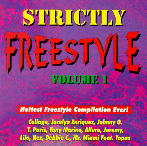 Strictly Freestyle, Vol. 1