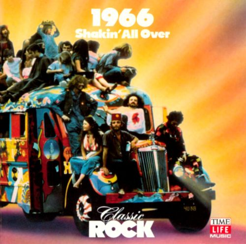 Classic Rock: 1966 - Shakin' All Over