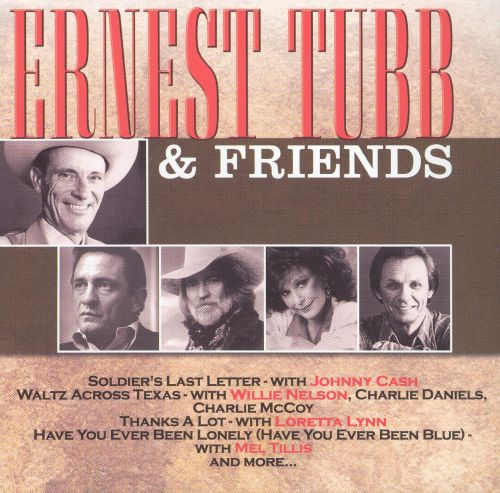 Ernest Tubb & Friends [Single Disc]