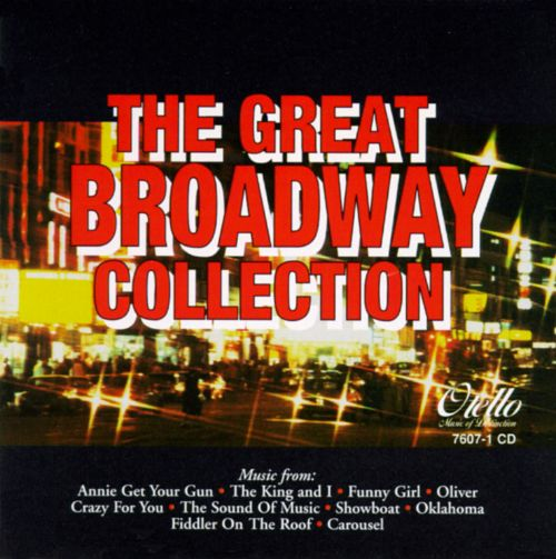 The Great Broadway Collection