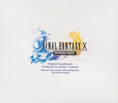 Final Fantasy, Vol. X