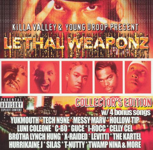 Lethal Weaponz [Money Hungry]