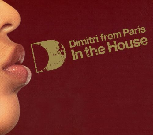 Sample Page: In The House - Dimitri From Paris