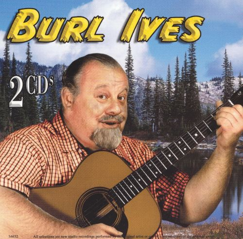 Burl Ives [Platinum Disc 2 CD]