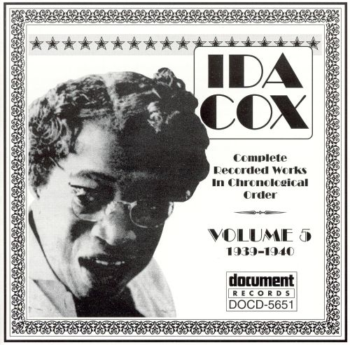 Complete Recorded Works, Vol. 5 (1939-1940)