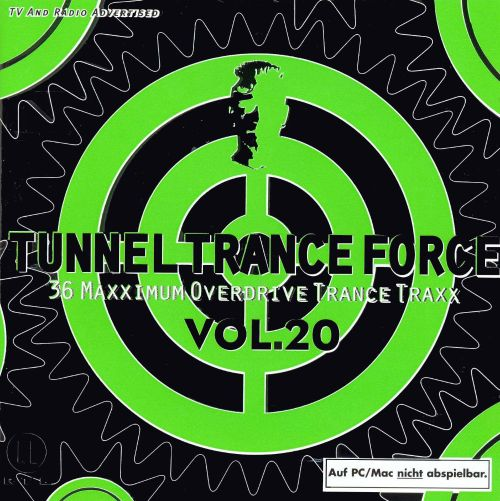 Tunnel Trance Force, Vol. 20