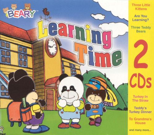 Beary Learning Time