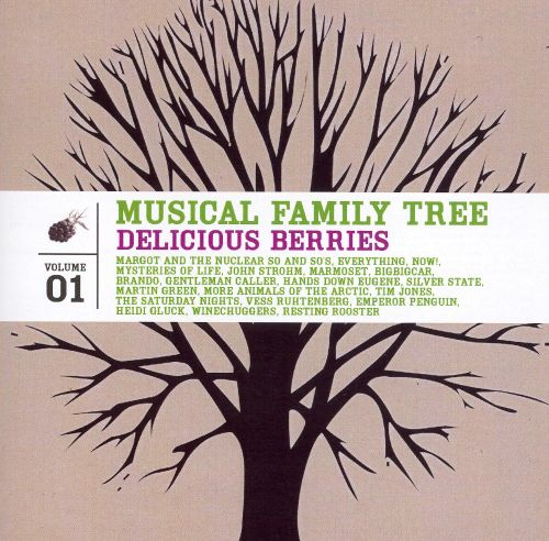Musical Family Tree, Vol. 1: Delicious Berries