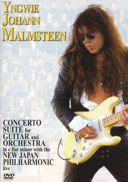 Concerto Suite for Electric Guitar and Orchestra I [DVD]