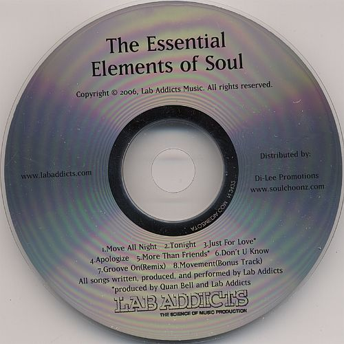 The Essential Elements of Soul