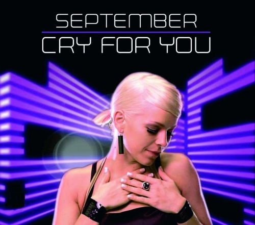 Cry for You [4 Track]