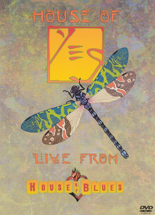 House of Yes: Live From House of Blues [Video/DVD]