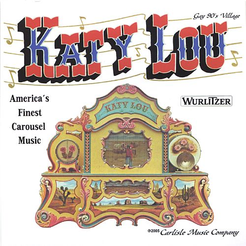 Played by the World's Most Famous Wurlitzer 153 Band Organ,