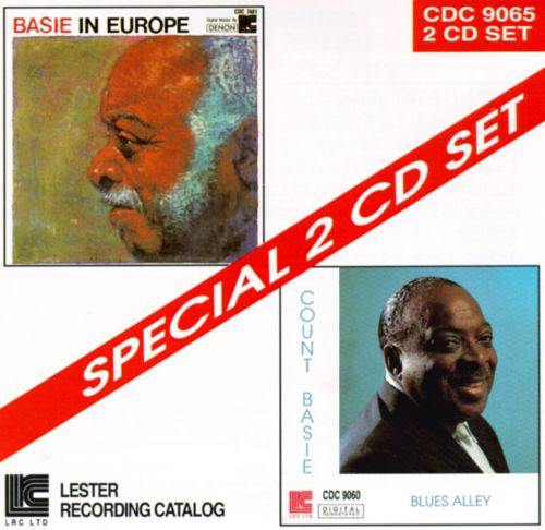 Basie in Europe/Blues Alley
