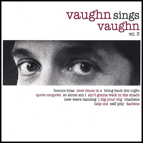 Vaughn Sings Vaughn, Vol. 3