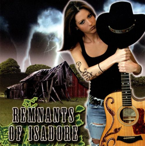 Remnants of Isadore