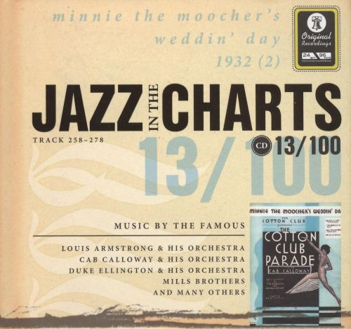 Jazz in the Charts, Vol. 13: Minnie the Moocher's Weddin Day 1932