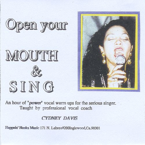 Open Your Mouth and Sing