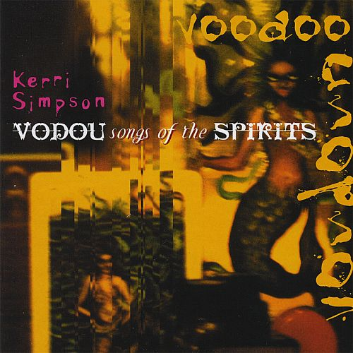 Vodou Songs of the Spirits