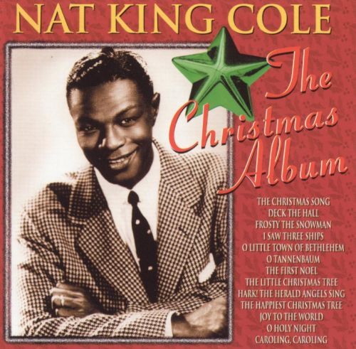 The Christmas Album [#1] - Nat King Cole | Songs, Reviews, Credits ...