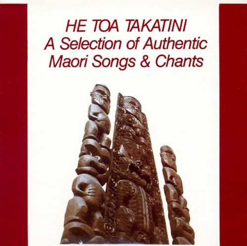Selection of Authentic Maori Songs & Chants