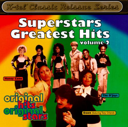 Superstars Greatest Hits, Vol. 2