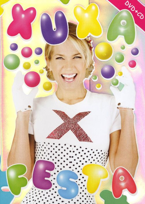 Xuxa Festa [DVD/CD]