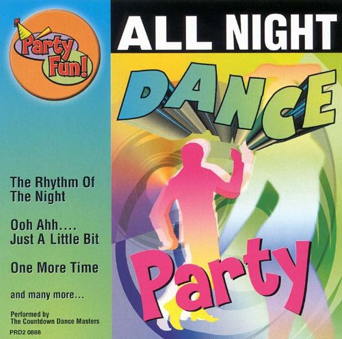 All Night Dance Party [Madacy]