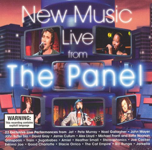 Music Live from the Panel, Vol. 4