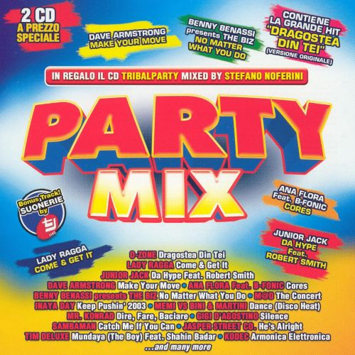 party mix 2004 various artists songs reviews credits allmusic