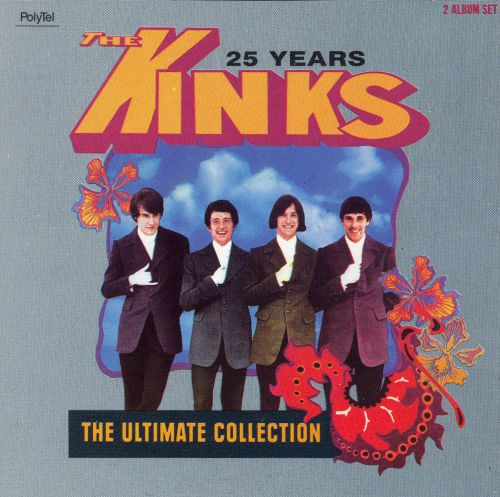 the kinks 25 years the ultimate collection